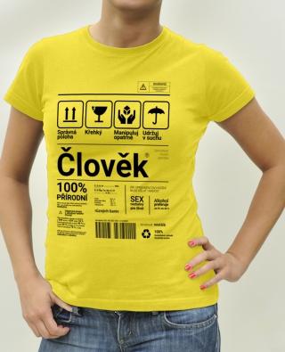 DESIGNtrička - originální vtipná trička e9325af2ef
